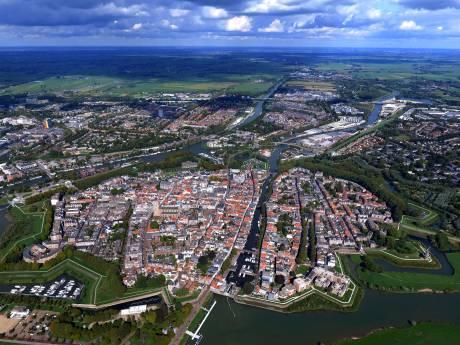 Slot Loevestein, Gorinchem en vele forten in deze regio benoemd tot Unesco Werelderfgoed