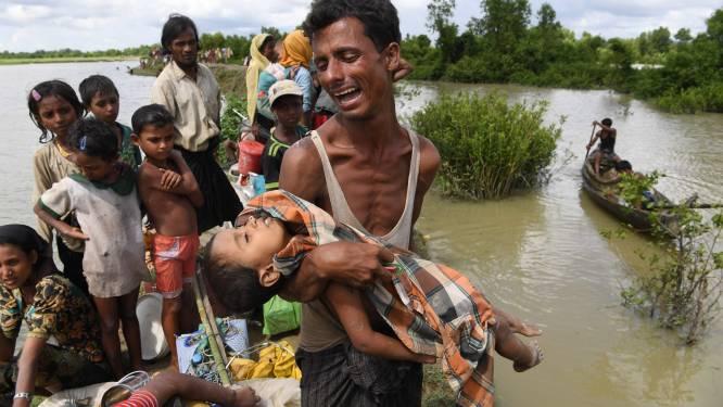 Duizenden Rohingya bereiken Bangladesh