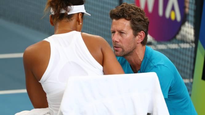 """Wim Fissette, coach van Naomi Osaka, staat in finale US Open tegenover oude bekende Azarenka: """"Vika blijft een speciale speelster voor mij"""""""
