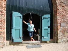 Open atelier Lucy de Graaf in Kapel van Hoogelande
