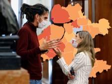 KAART | Urk noteert laagste aantal besmettingen in weken, ook positief nieuws in Zwolle