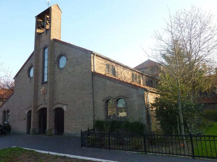 De Jacobuskerk in Zuilen