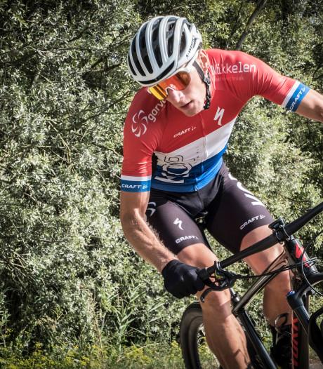 Mountainbiker Van Eck komt niet verder dan kwartfinale tijdens WK