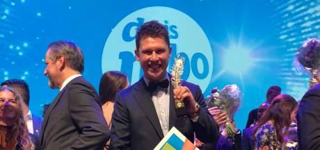 Tilburgse 'mensenhelper' Hendrik de Kok is MBO-Ambassadeur van het jaar