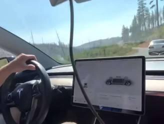 YouTuber verzint oplossing voor Tesla die zonder stroom komt te staan