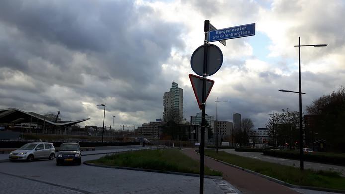 De Burgemeester Stekelenburglaan. Foto Joris Krijnen