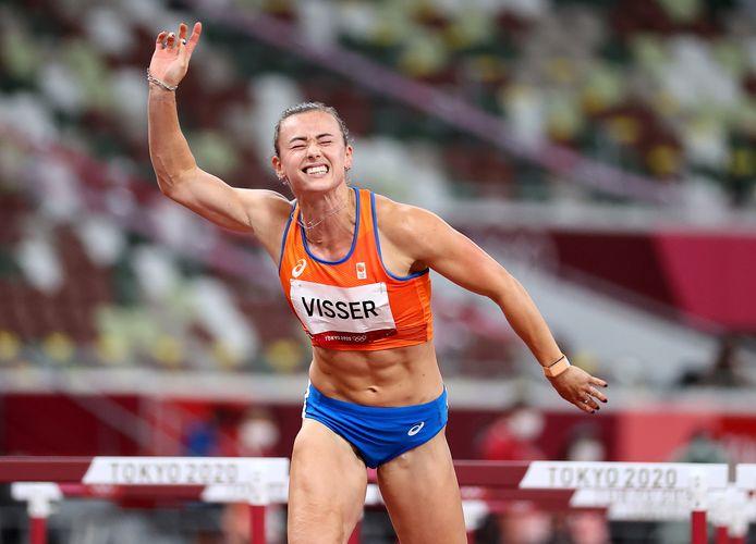 Nadine Visser.