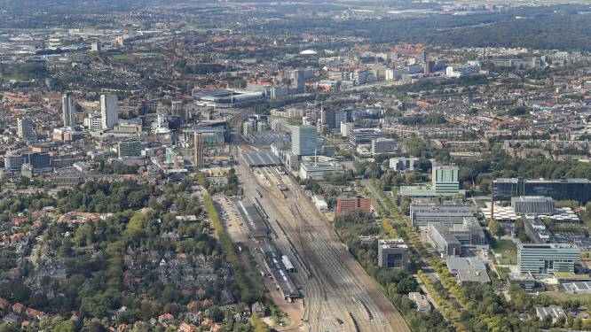 Overheden trekken portemonnee voor trein Düsseldorf, station Eindhoven en fietsenstalling
