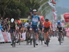 Mark Cavendish blijft ondanks massale valpartij winnen in Ronde van Turkije
