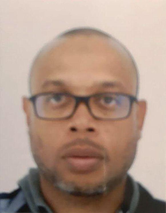 De 45-jarige Mickael Harpon stak vier agenten neer.