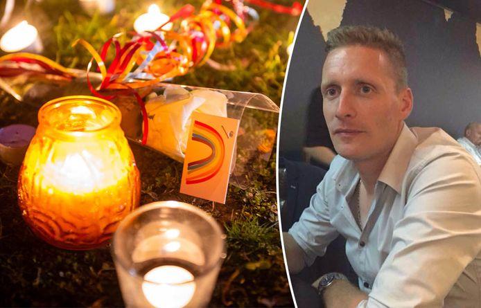 David Polfliet, 42 ans, aurait été victime de violences homophobes.