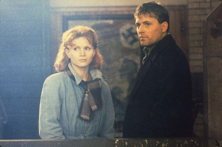 Still uit de film 'Het meisje met het rode haar'. Beeld ANP