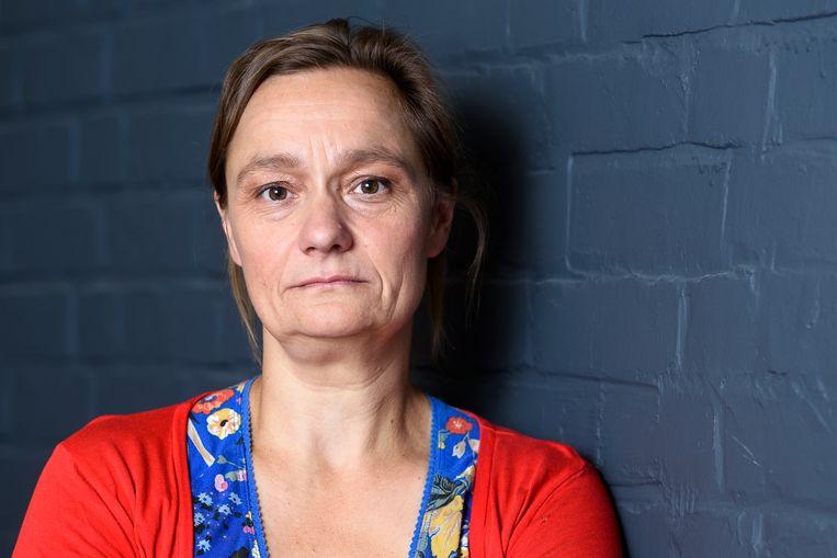 Erika Vlieghe. Beeld Reporters / QUINET