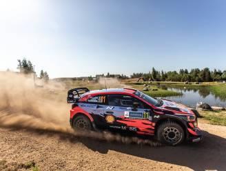 Thierry Neuville wordt derde in rally van Estland, 20-jarige Rovanperä is jongste winnaar ooit van een WRC-manche
