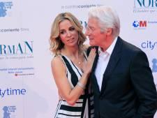 Richard Gere (69) en Alejandra (36) krijgen gezonde zoon