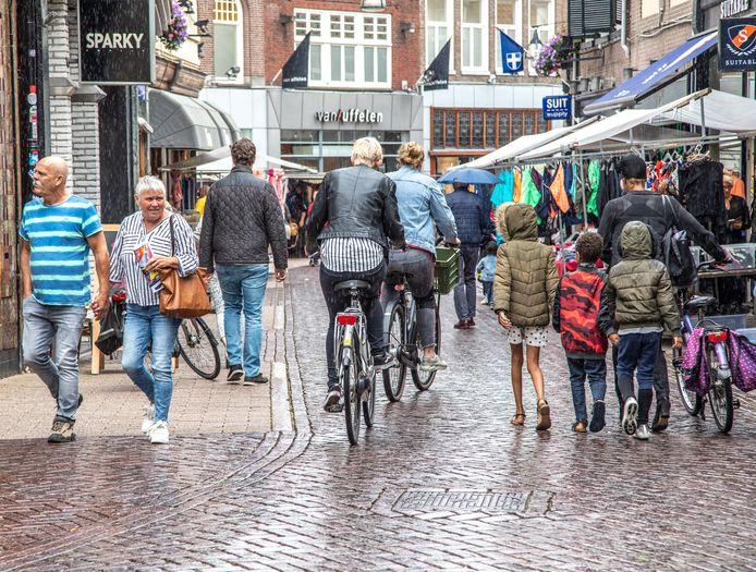 Hoe blijft de binnenstad van Zwolle een plek voor iedereen in de anderhalvemetersamenleving?