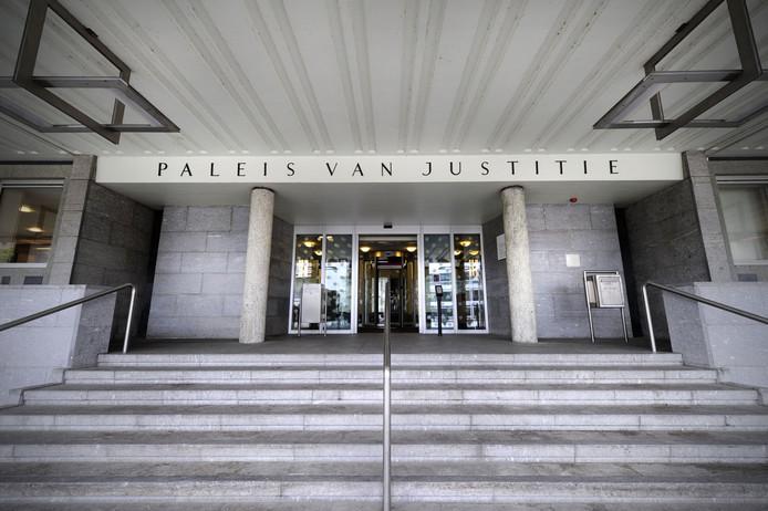 Paleis van Justitie in Arnhem.