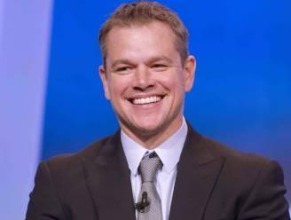 """Matt Damon duimt voor zijn beste vriend Ben Affleck: """"Ik hoop dat hij terug samen is met Jennifer Lopez"""""""