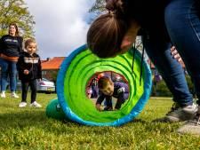 Dreumesen klimmen en klauteren bij nieuwe sportclub Monkey Moves in Deventer en Raalte