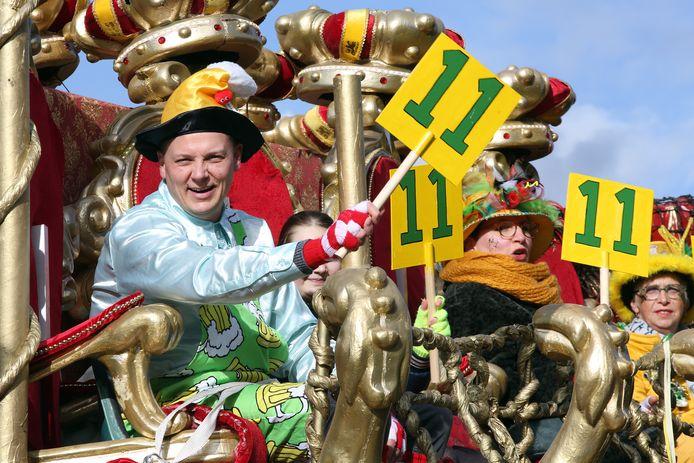 In Paplaand, oftewel Wouw, is 'Tis nie te filmen' het nieuwe carnavalsmotto.