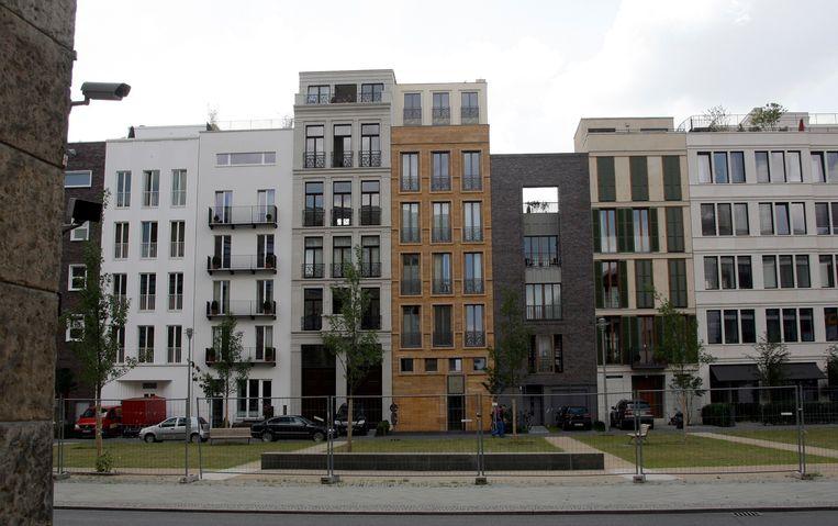 Luxe-appartementen in Berlijn. Beeld REUTERS