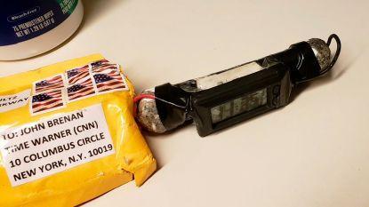 Weer verdacht pakket voor CNN gevonden in de post
