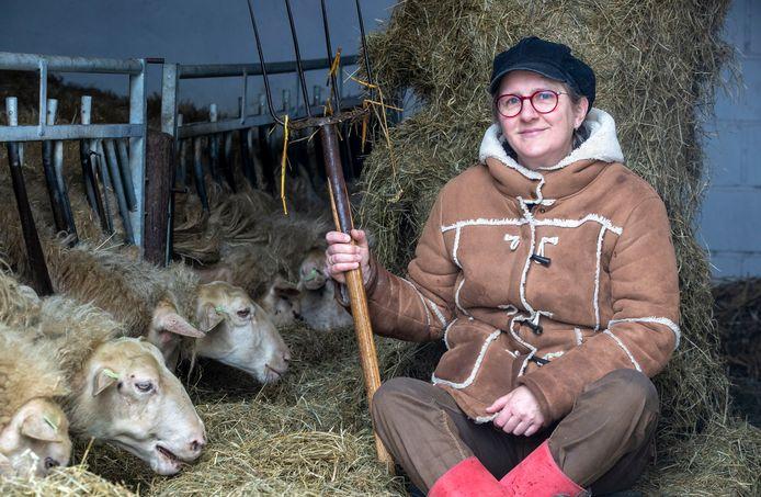 Marjel Neefjes van StreekWaar, een vereniging voor duurzame boeren.