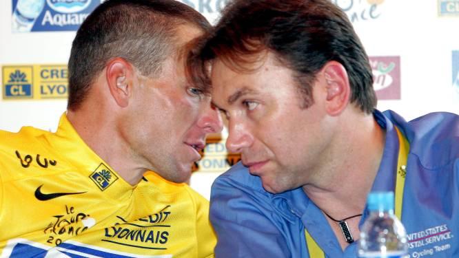 """Armstrong en Bruyneel schuldig aan """"onrechtmatige zelfverrijking"""""""