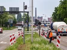 Eerste flitspalen langs Deventer Hanzeweg en Amstellaan: meer dan 8000 boetes in vier maanden
