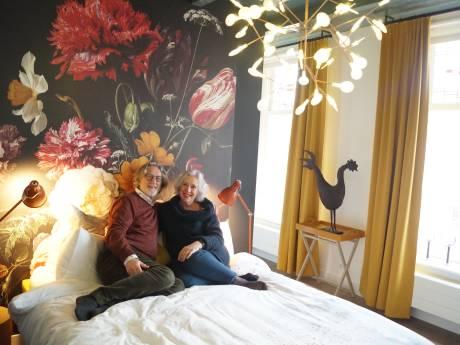 Slapen in de Majesteitskamer in oude burgemeesterswoning Stad aan 't Haringvliet