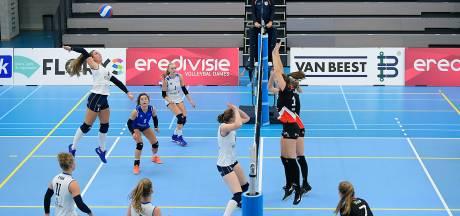 Volleybalsters Sliedrecht Sport nog één zege verwijderd van zesde landstitel