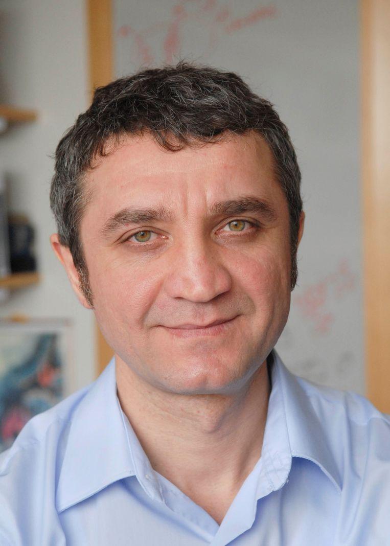 Ruslan Medzhitov: 'We zijn geëvolueerd om voedsel te eten dat al deze andere componenten bevat en als we die nu plotseling verwijderen.' Beeld Yale School of Medicine