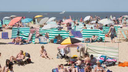 Kust beleefde één van de beste zomers ooit met 6,8 miljoen dagtoeristen