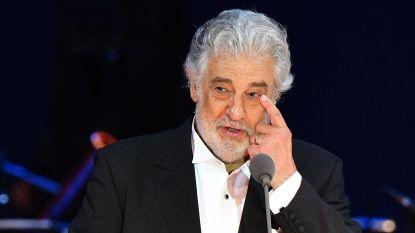 Plácido Domingo biedt excuses aan voor seksueel wangedrag