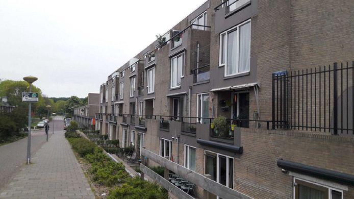 De Rode Klif in Lelystad.