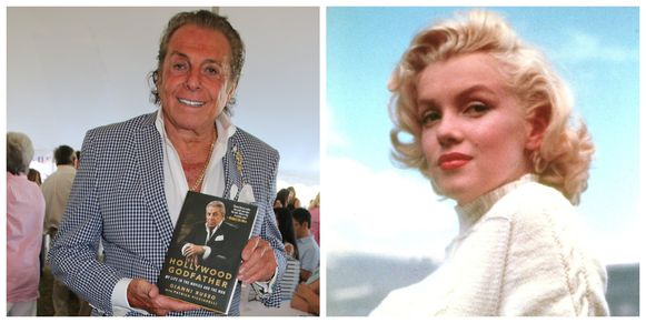 Russo zou op zijn vijftiende het bed gedeeld hebben met Marilyn Monroe.