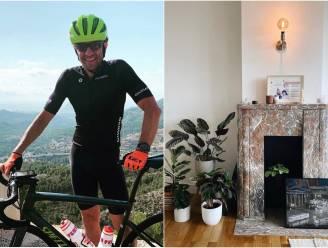 SHOWBITS. Koen Wauters is op fietsvakantie en Dorothee Dauwe deelt foto's van haar gloednieuw interieur