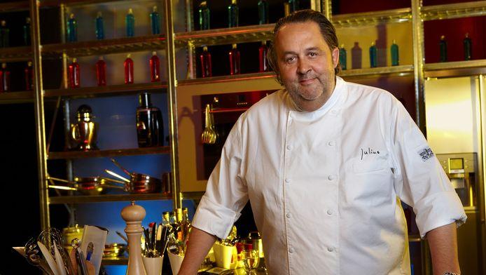 Tv-kok Julius Jaspers:dan koken we toch op inductie!