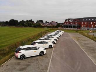 Geel investeert 395.000 euro in groener wagenpark