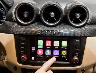 Apple wil iPhone ook airco, stoelen en radio in auto laten aansturen