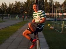 FC Eindhoven/av hengelt Lars van Stipdonk binnen