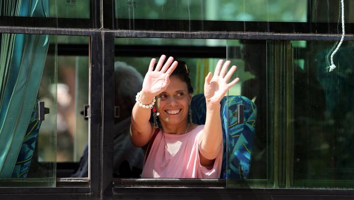 Uit voorzorg werden alle Nederlandse toeristen door de reisorganisaties teruggehaald uit Gambia