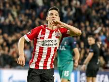 PSV'er Hirving Lozano verkozen tot beste speler van Noord- en Midden-Amerika