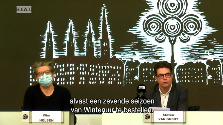 Winteruur Beeld VRT