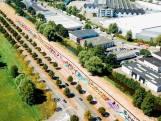 Grootste stormbaan van Nederland in Zoetermeer
