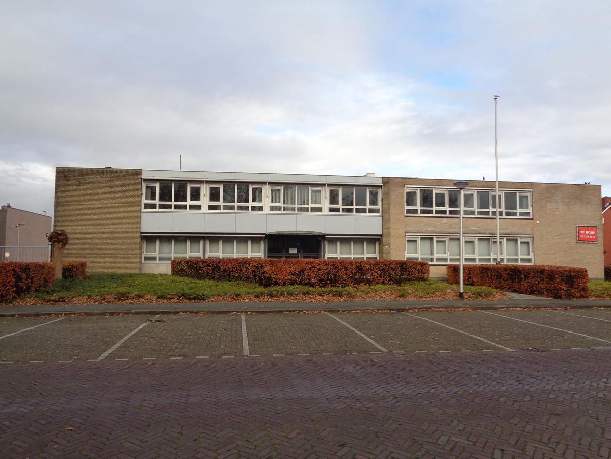 Het voormalige politiebureau aan de Vinkenstraat in Sint Willebrord