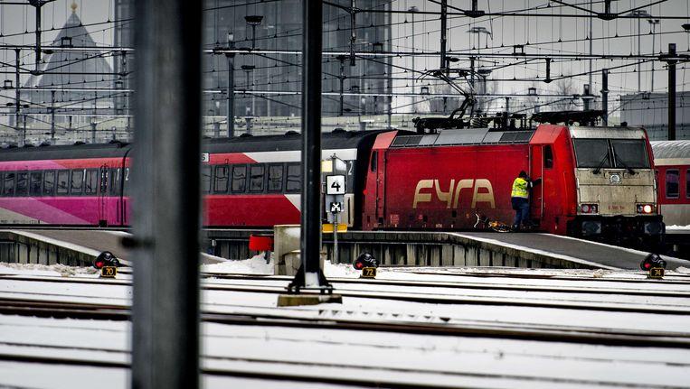 Liefst 32 procent van de Nederlandse verblijfstoeristen arriveert in Antwerpen per trein.