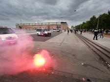 Man onwel geworden bij opstootjes bij stadion na verlies NAC, zes aanhoudingen