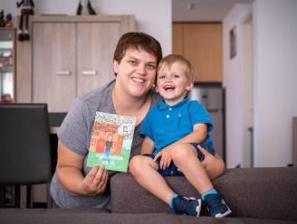 """Alleenstaande mama Sara Goossens uit Heist brengt kinderboek rond donorpapa's uit: """"Hopelijk helpt 'Mijn mama en ik' andere mama's bij de communicatie met hun kind"""""""