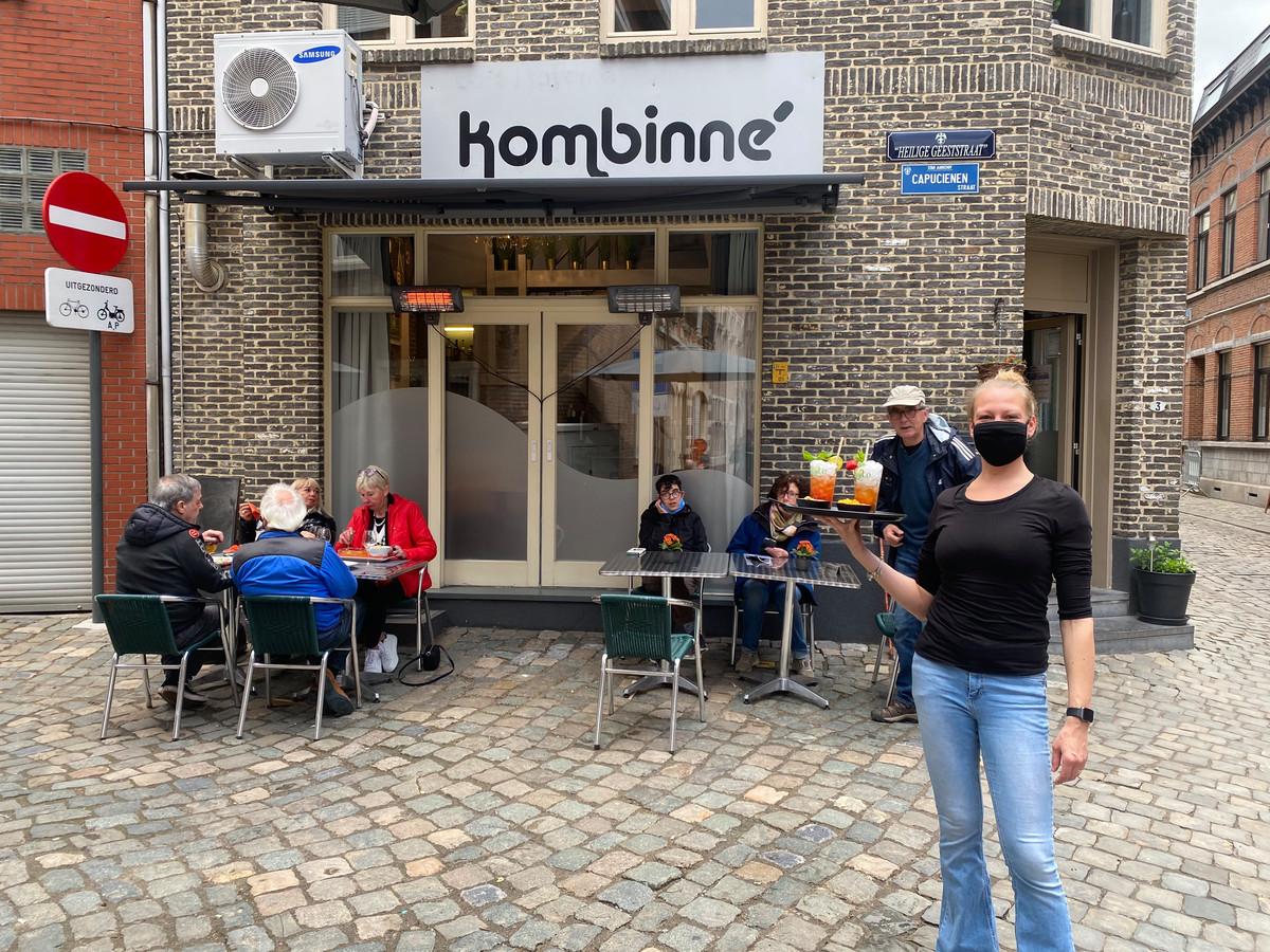Brasserie Kombinné met Liesbeth Vantomme.